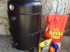 New Smoker and accessories