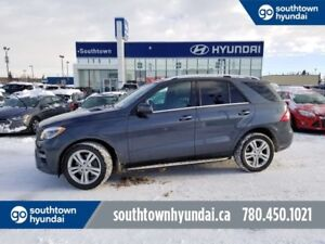 2013 Mercedes-Benz M-Class ML 350 BlueTEC/NAV/SUNROOF/LEATHER