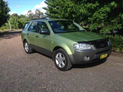 2005 Ford Territory SUV