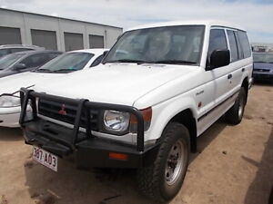 1997 Mitsubishi Pajero GL LWB (4x4) Mount Louisa Townsville City Preview