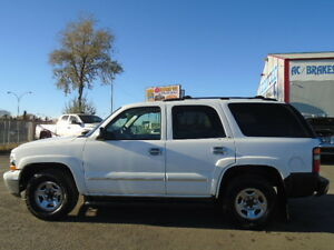 2003 Chevrolet Tahoe-LEATHER-SUNROOF-EXCELLENT RUNNING CONDITION Edmonton Edmonton Area image 10