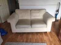 Quality DFS sofa available - FREE - to collect