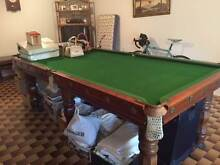 REDUCED!!! EXCELLENT CONDITION BILLIARDS/POOL TABLE Bulleen Manningham Area Preview