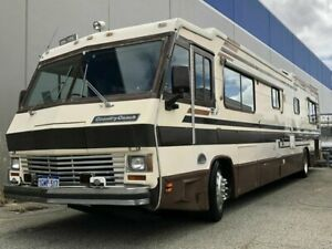 1986 Country Coach Advance Country Coach Brown Motor Home 2WD Beckenham Gosnells Area Preview