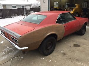 1968 Camaro RS GM Documented Solid Restoration Project