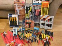 Job lot of brand new hand tools car boot?