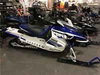 2016 Yamaha SR Viper XTX SE 141, Save $2400, now $12,999