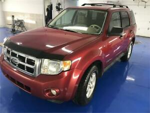 2008 FORD ESCAPE XLT AWD 4X4 3980$ FINANCEMENT MAISON 100% APPRO