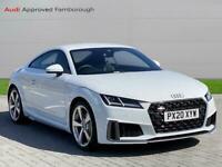 2020 Audi TT 45 Tfsi Quattro Black Edition 2Dr S Tronic Auto Coupe Petrol Automa