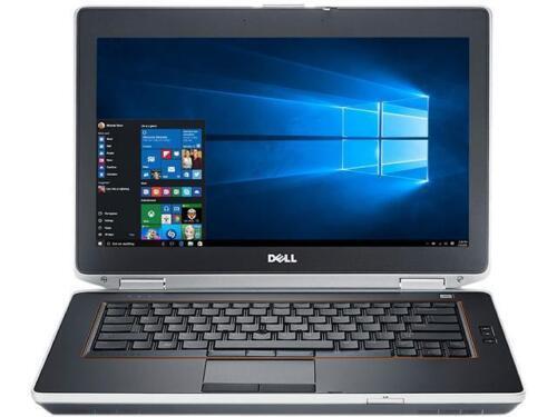 "DELL E6420 14.0"" Grade B Laptop Intel Core i5 2nd Gen 2.50 GHz 250 GB HDD 4 GB M"