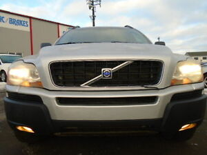 2003 Volvo XC90 2.9L V6 TWIN TURBO-AWD-LEATHER-SUNROOF
