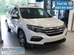 2017 Honda Pilot EX AWD|Sunroof|Bluetooth|3.6L V6