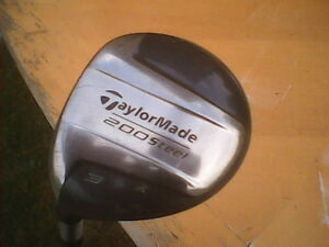 TaylorMade Left #3 Driver
