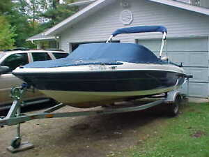 Powerboat and Trailer for sale