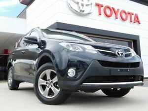 2015 Toyota RAV4 ASA44R GXL AWD Black 6 Speed Sports Automatic Wagon Greenway Tuggeranong Preview