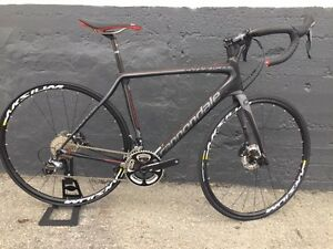 Cannondale Synapse carbon Disc Ultegra 54cm neuf