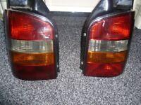 vw t5 lights