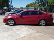 2010 Ford Falcon FG XR6 Red 5 Speed Sports Automatic Sedan St James Victoria Park Area Preview