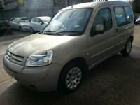 CITROEN BERLINGO MULTISPACE 2.0 HDI 5DR MPV DIESEL ALLOYS