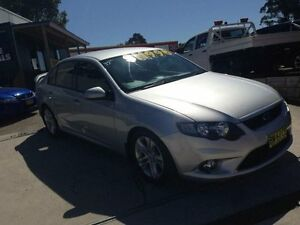 2011 Ford Falcon XR6 FG Upgrade FG Silver 6 Speed Sports Automatic Sedan St Marys Penrith Area Preview