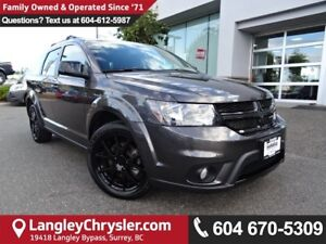 2016 Dodge Journey *ACCIDENT FREE*ONE OWNER*LOCAL BC CAR*