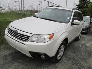 2010 Subaru Forester X Touring / SUN ROOF