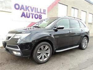 2012 Acura MDX Entertainment/Tech Pkg ELITE AWD SAFETY INCL