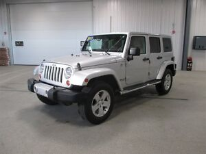 2011 Jeep Wrangler Unlimited Sahara Moose Jaw Regina Area image 3