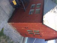 Wooden Playhouse 4 x 4