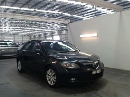 2006 Mazda 3 BK MY06 Upgrade Maxx Sport Black 4 Speed Auto Activematic Sedan Beresfield Newcastle Area Preview