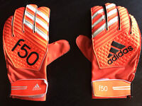 ADIDAS Goalkeeper Gloves Size 7 (small)