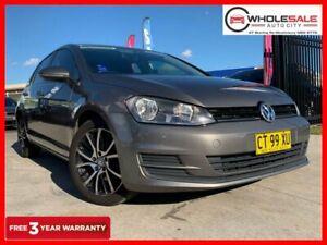 2014 Volkswagen Golf 7 90TSI Hatchback 5dr DSG 7sp 1.4T [MY14] Limestone Grey Minchinbury Blacktown Area Preview