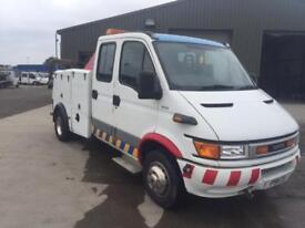 Iveco Daily - RECOVERY TRUCK