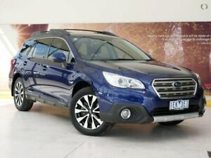 2015 Subaru Outback B6A MY15 2.5i CVT AWD Blue 6 Speed Constant Variable Wagon Collingwood Yarra Area Preview