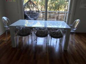 9 piece dinning set MUST GO ASAP only 3 years old North Bondi Eastern Suburbs Preview