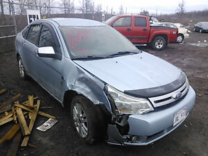parting out 2008 ford focus