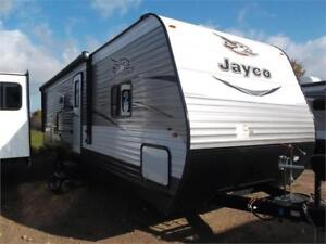 2017 CLEAROUT! 2017 JAYCO Jay Flight 29BHDB travel trailer