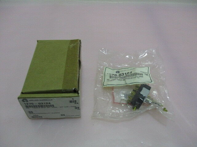 AMAT 1270-03124, SW Toggle 4PST On-None-Off SCR-Term. 423080