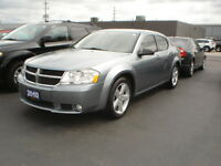 2010 Dodge Avenger RT Sedan