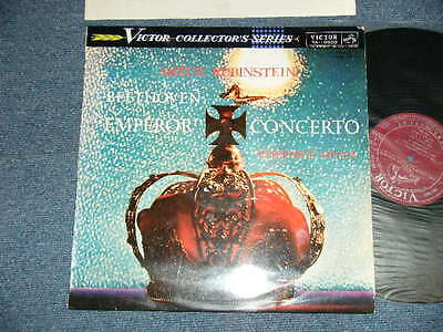 ARTUR RUBINSTEIN Japan Original RA-10009 Ex+ LP BEETHOVEN EMPEROR