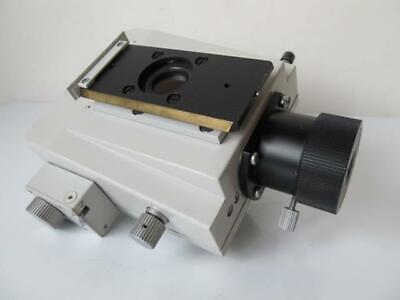 Leitz Ortholux Ii Microscope Ploemopak Vertical Fluorescence Illuminator Wi 2