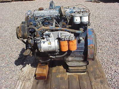 Perkins Diesel Engine