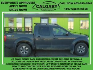 2013 Nissan Frontier PRO-4X *$99 DOWN EVERYONE APPROVED*