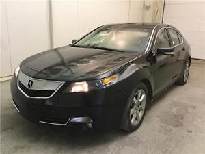 2012 ACURA TL W / TECH PKG (TOIT, CUIR, NAVI, BLUETOOTH, FULL!!)