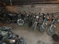 Lot de 15 motos Honda pour 3,250$