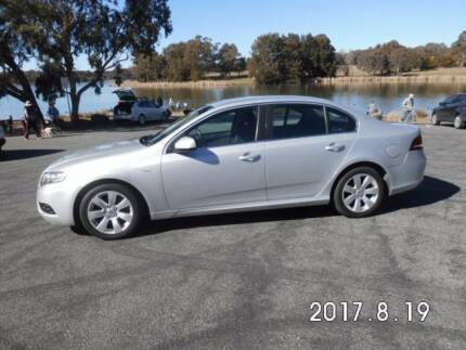 2010 Ford Falcon G6 factory LPG