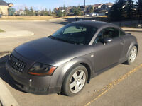 2005 Audi TT Coupe (2 door)