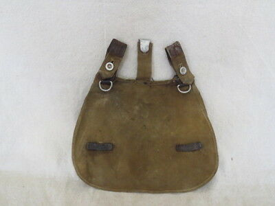 Original WW2 German M1931 bread bag mid war complete bag