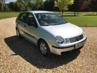 2004 (54) Volkswagen Polo 1.4 Twist ONLY 65,000 MILES SUPERB CONDITION