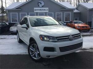 2011 VW Touareg Comfortline only 219 B/W tax in OAC